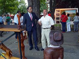 Herminio Revilla en Expo Aire 2013